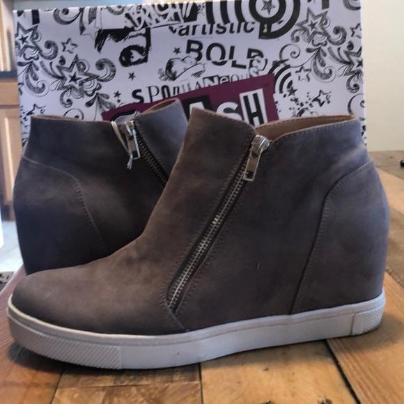 d73aa08771c Brash CeCe wedge sneakers